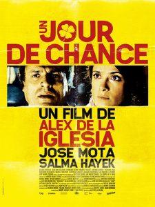 """Affiche du film """"Un Jour de Chance"""""""
