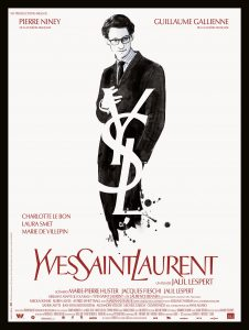"Affiche du film ""Yves Saint Laurent"""