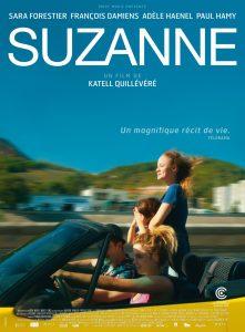 """Affiche du film """"Suzanne"""""""