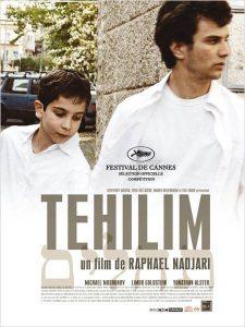 "Affiche du film ""Tehilim"""