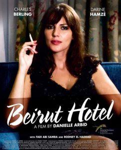 """Affiche du film """"Beyrouth Hotel"""""""