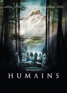 """Affiche du film """"Humains"""""""