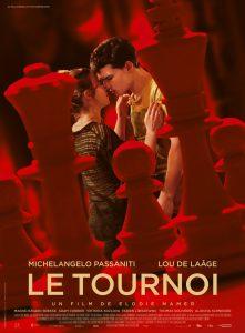 """Affiche du film """"Le Tournoi"""""""