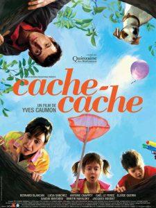 "Affiche du film ""Cache-cache"""