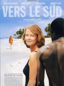 """Affiche du film """"Vers le sud"""""""