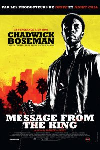 "Affiche du film ""Message from the King"""