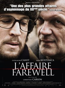 "Affiche du film ""L'Affaire Farewell"""