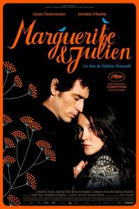 """Affiche du film """"Marguerite et Julien"""""""