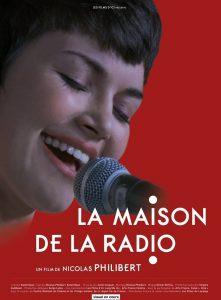 """Affiche du film """"La maison de la radio"""""""