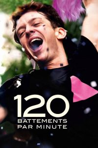 "Affiche du film ""120 battements par minute"""