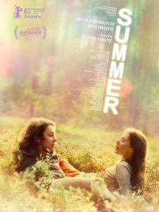 """Affiche du film """"Summer"""""""