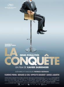"""Affiche du film """"La Conquête"""""""