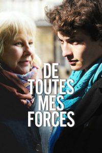 """Affiche du film """"De toutes mes forces"""""""