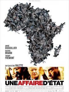 """Affiche du film """"Une affaire d'État"""""""