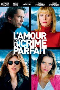 """Affiche du film """"L'amour est un crime parfait"""""""