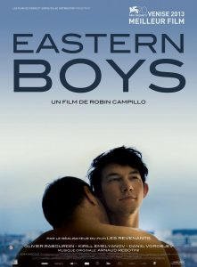 "Affiche du film ""Eastern Boys"""