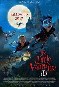 """Affiche du film """"Le Petit Vampire"""""""