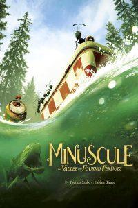 """Affiche du film """"Minuscule - La vallée des fourmis perdues"""""""