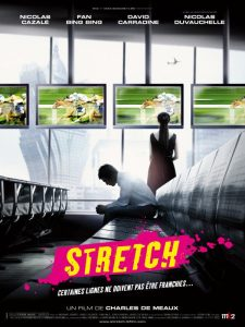"Affiche du film ""Stretch"""