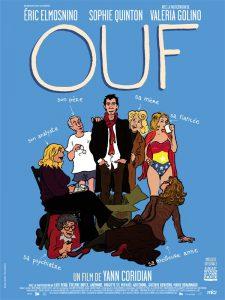 "Affiche du film ""Ouf"""