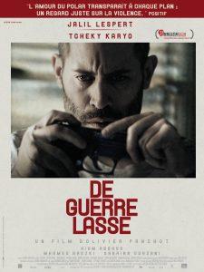 """Affiche du film """"De guerre lasse"""""""