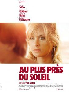 """Affiche du film """"Au plus près du soleil"""""""