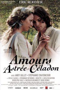 """Affiche du film """"Les Amours d'Astrée et de Céladon"""""""